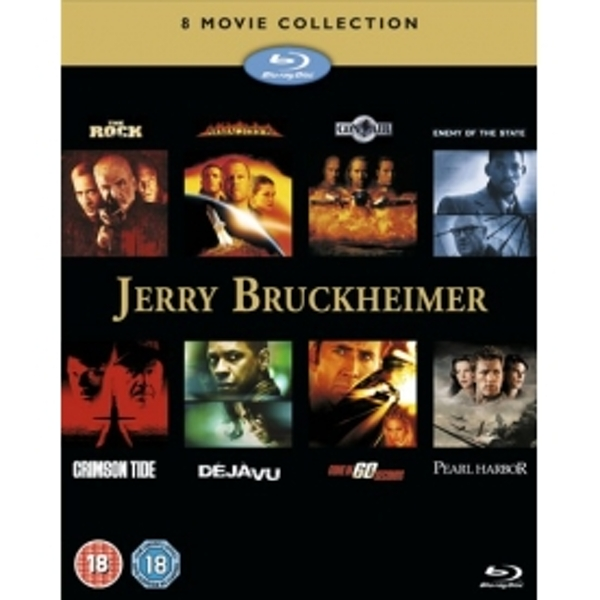 Jerry Bruckheimer Action Collection Blu-ray
