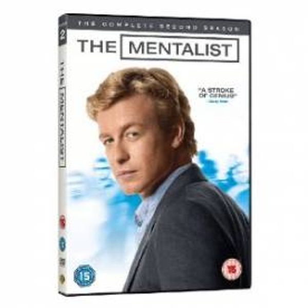The Mentalist The Complete Second Season DVD - Image 1