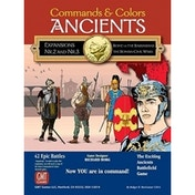Commands and Colors Ancients Expansions 2 & 3
