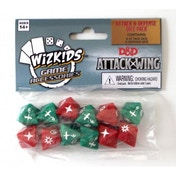 Dungeons & Dragons Attack Wing Dice Set