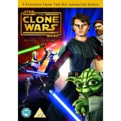 Star Wars Clone Wars Season 1 Vol.1 DVD