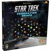 Star Trek Catan Federation Space Map Set