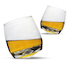 2 Rocking Whiskey Glasses | M&W - Image 2