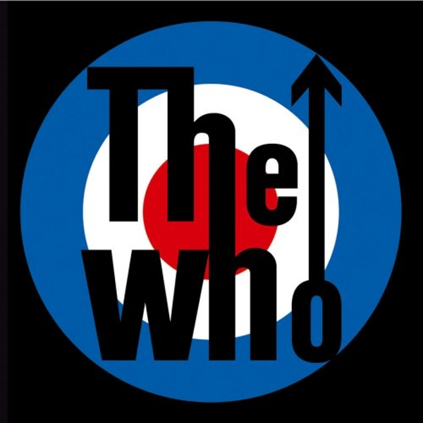 The Who - Target Greetings Card