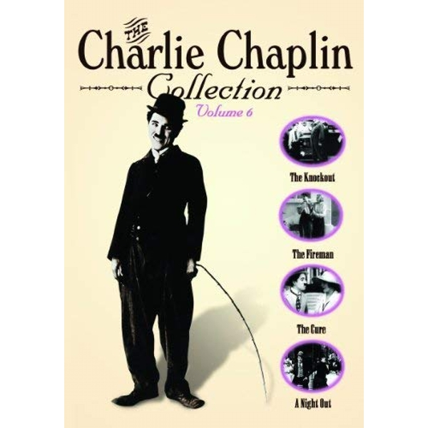 Charlie Chaplin Collection - Volume 6 DVD