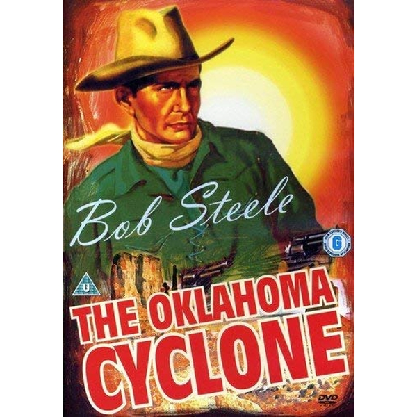 The Oklahoma Cyclone DVD