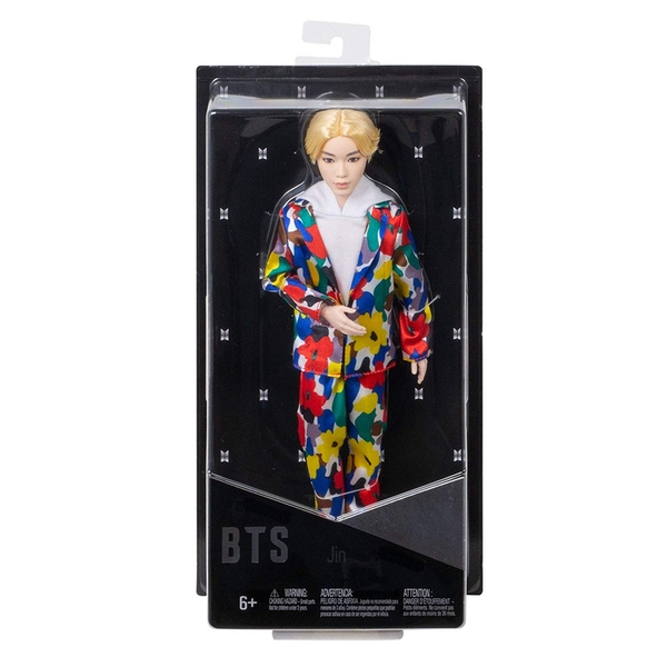 BTS K-Pop Fashion Doll - Jin