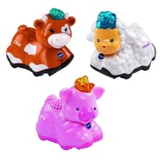 VTech Toot-Toot Animals - Pig Sheep and Cow