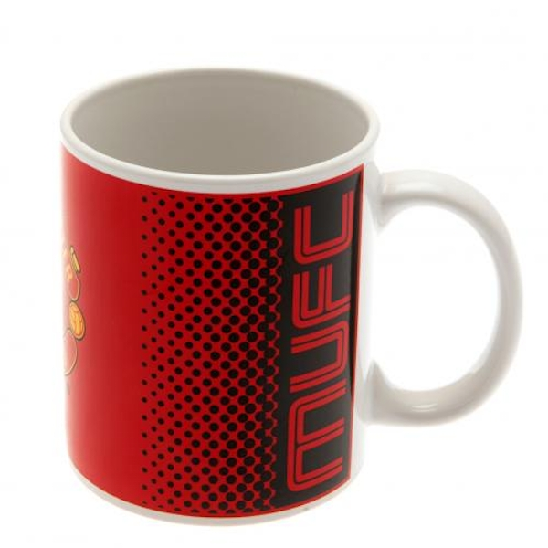 Manchester United FC Dotted Mug