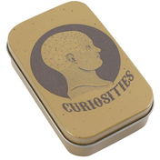 Curiosities Metal Tin