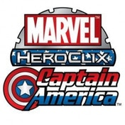 Heroclix Captain America The Winter Soldier Gravity Feed Of 24