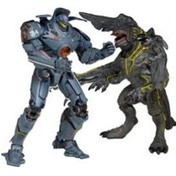 Pacific Rim 2 figure pack Gipsy Vs Knife-head 7 Inches