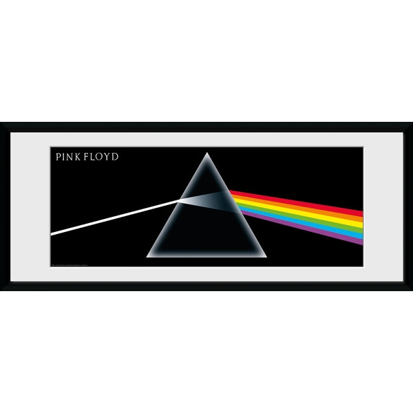 Pink Floyd Dark Side of the Moon Framed Collector Print