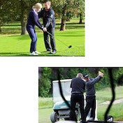 30 Minute Golf Lesson with 5 Pound Voucher