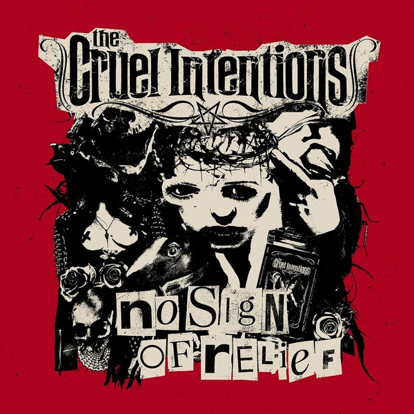 Cruel Intentions - No Sign Of Relief Vinyl