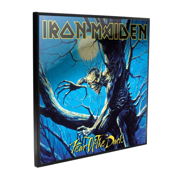 Fear of the Dark (Iron Maiden) Crystal Clear Picture