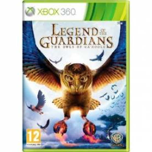 Legends Of The Guardians Game Xbox 360