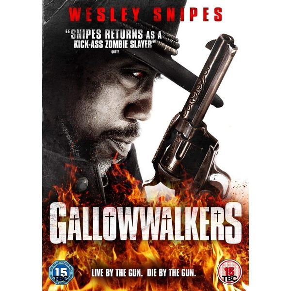 Gallowwalkers Blu-Ray
