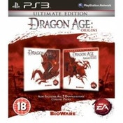 Dragon Age Origins Ultimate Edition Game PS3