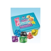 My Little Pony: Tails of Equestria - Earth Pony Dice Set