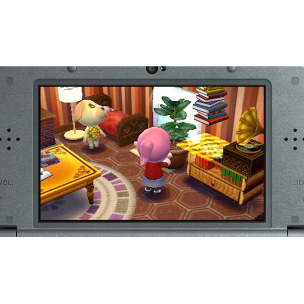 Animal Crossing Happy Home Designer 3DS Game (with Amiibo Card) - Image 3