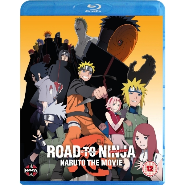 Naruto The Movie: Road To Ninja Blu-ray