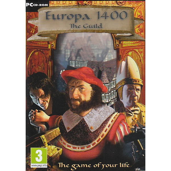 Image of The Guild Europa 1400 [PC]