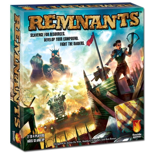 Remnants Board Game