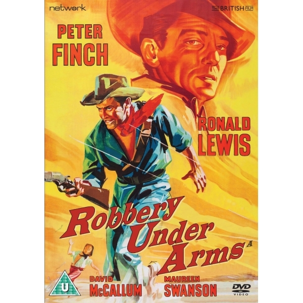 Robbery Under Arms DVD