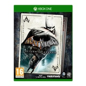 Batman Return To Arkham Xbox One Game