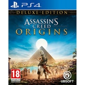 Assassin's Creed Origins Deluxe Edition PS4 Game