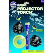 The Original Glowstars Company Astro Projector Glow in the Dark Torch