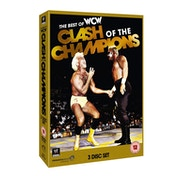 The Best of WCW Clash of The Champions DVD 3-Disc Set