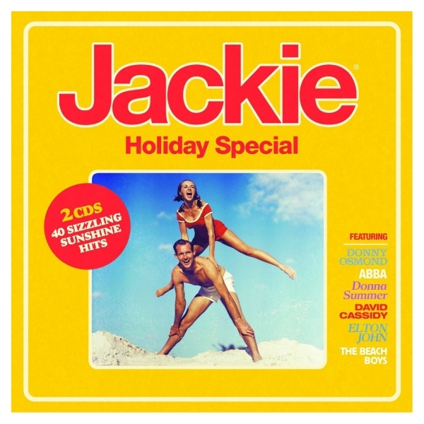 Jackie Holiday Special CD