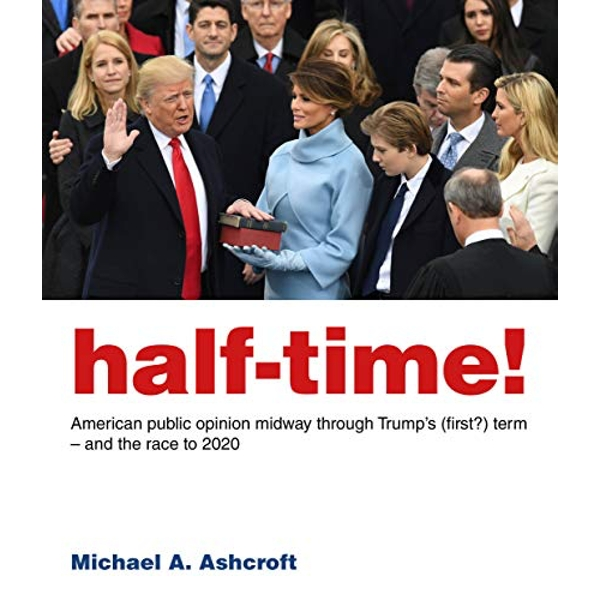 Half-Time! American public opinion midway through Trump's (first?) term  - and the race to 2020 Paperback / softback 2019