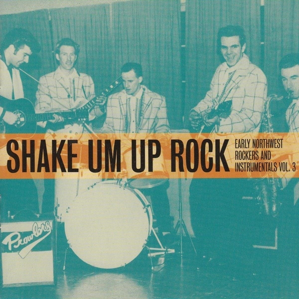 Various Artists - Shake Um Up Rock Vinyl