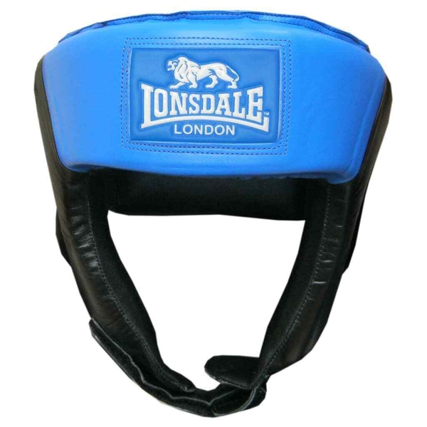 Boxing Headguard Size Small (Blue)