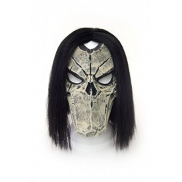 Darksiders 2 Death Character Face Cosplay Latex Mask