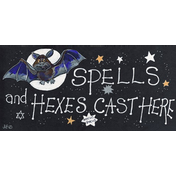 Spells And Hexes Cast Here