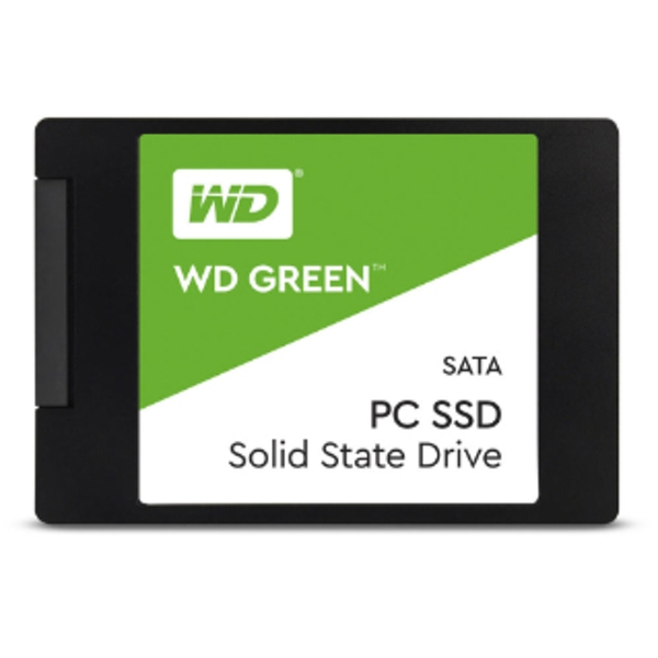 Western Digital WD Green internal solid state drive 2.5 inch 480 GB Serial ATA III SLC