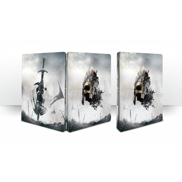 For Honor PS4 Game (with Steelbook) - Image 7