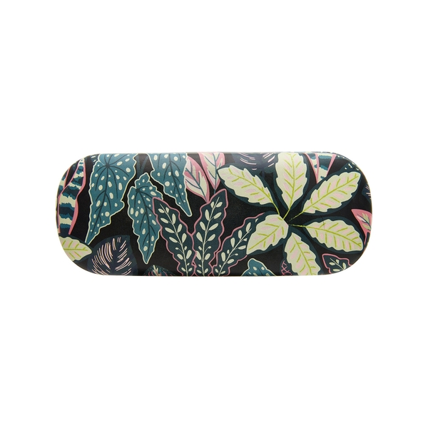 Sass & Belle Variegated Leaves Glasses Case