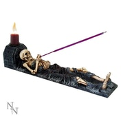 Ashes to Ashes Incense Holder