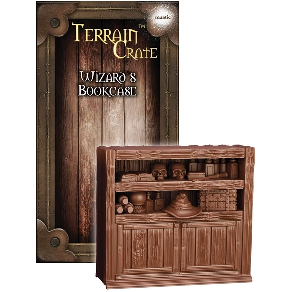 TerrainCrate: Wizards Bookcase