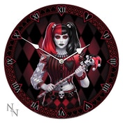 Dark Jester Clock