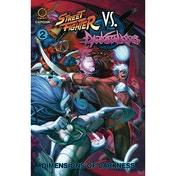 Street Fighter Vs Darkstalkers: Volume 2