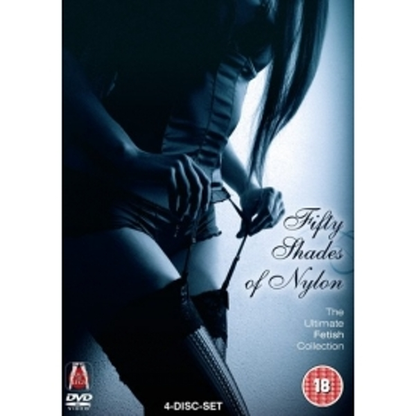 Fifty Shades Of Nylon -The Ultimate Fetish Collection DVD