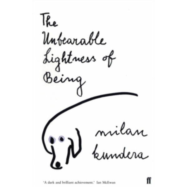 The Unbearable Lightness of Being by Milan Kundera (Paperback, 1985)
