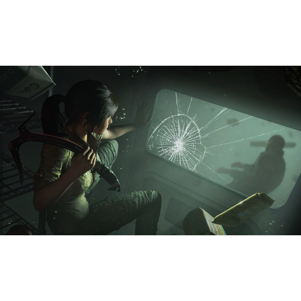 Shadow Of The Tomb Raider PS4 Game + I Love Tombs Patch - Image 4