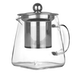 Glass Teapot Loose Leaf Tea Infuser | M&W 300ml - Image 5